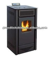 portable wood pellet stove