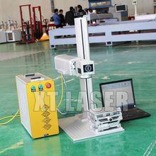 Laser metal engrave machine