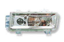 STRW truck front crystal headlights for Styer king