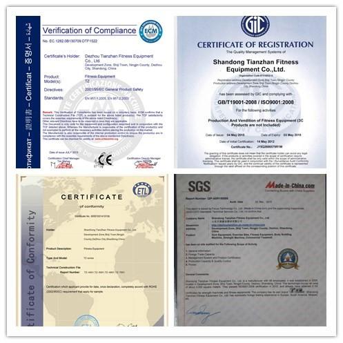 Высокое качество Сила Тренажерный Зал машина/TZ-8032 Регулируемая Скамья