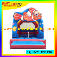 Kule inflatable jumper bouncer animal inflatable bouncer happy hop pro bouncer