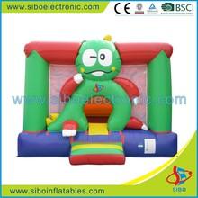 GMIF 6017 reinforced pvc bouncer air castle kids inflatable cartoon