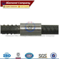 Competitive price rebar coupler/connectors