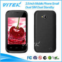 Alibaba China Dual Core Android Kitkat 3G Best 3.5 Inch Android Smartphone