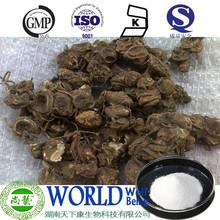 Podophyllacea Podophyllin Sinopodophylum hexandrum pe extraia 98% Podophyllin em pó CAS NO.9000-55-9 98% Podophyllin