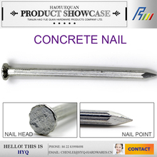 concrete nails with hook box directly buy from china