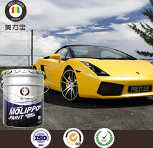 Japan car 2k top color paint