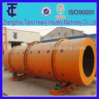 factory direct china poultry manure fertilizer pellet rotary drum coating machine