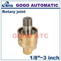high temperature steam rotary joint water rotating connector electrical swivel joint