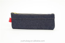 2015 new products stylish jeans cloth pencil case