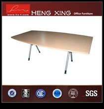 Metal structure meeting table, color selection conference desk