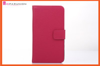 Deluxe Litchi Pattern Wallet Leather Skin Flip Case For Samsung Galaxy S5 i9600