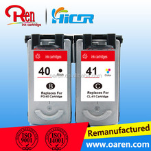 for Canon CL41 ink cartridge for canon 41 compatible ink cartridge