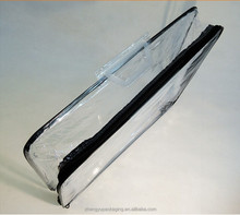 eco-friendly transparent pvc bag