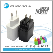 5V 4.2A EU Kr US UK Plug Dual USB Wall Charger Adapter for Iphone