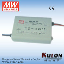 Mean Well 35W APV-35-12 12V Constant Volatge LED Driver