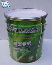 25L paint tinplate pail paint bucket sizes