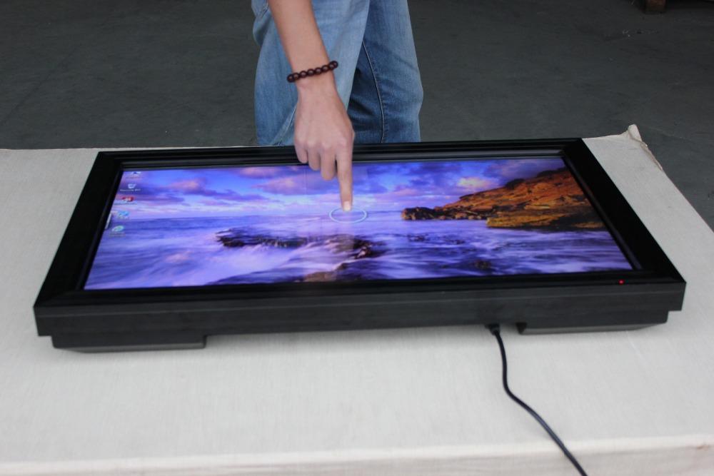 Как сделать сенсорным экраном