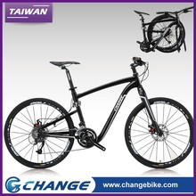 CHANGE H8 10.5kg lightweight carbon fork 26 inch hybrid touring bicycles