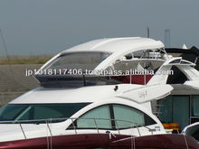 Toma original hard top and motorized windshield flybridge cruise ships for sale
