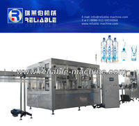 PET Bottled Automatic Still Water Filling Machine