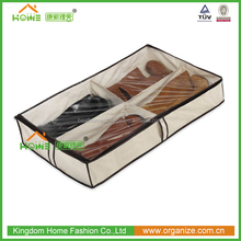 Eco Oxford underbed shoes/boots foldable storage box