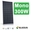 Bluesun good price mono 270w 280w 290w 300w solar panel with CE TUV UL cartificate