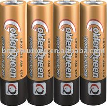 LR03 AAA AM-4 alkaline battery