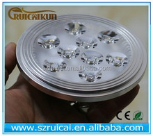 5w7w9w15w new gled lamp ar111 g53 230v for Hallway/Stairwell, Bedroom,Living Room/Dining Roo