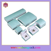 candy color luxury paper packaging for jewelry& custom elegant jewelry gift box