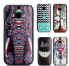 Painting Fashion Hard PC Cover Phone Case For HTC One2 M8