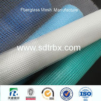120g concrete alkali resistant fiber glass reinforcing mesh for EIFS/stucco