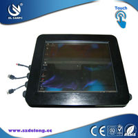 Professional Custom 15 Inch LCD Touch Screen All In One PC Aluminum Waterproof Anti-explosion Industrial Computer IP68