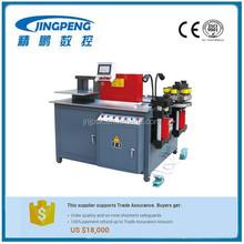 hydraulic busbar cutting machine flexible copper busbar bending machine