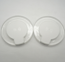 Custom digital power bank wireless charging case for samsung japan battery cells power bank