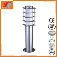Long lifespan best quality stainless steel garden solar meadow lights, led solar lawn lighting