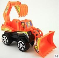 Baby Kid Mini Super Running Vehicle Car Toy Plastic Inertia Racing Cars