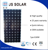 PV 180watt mono solar panel in cheap price with high quality