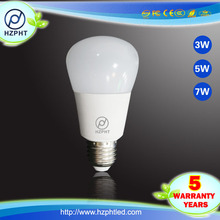 OEM&ODM acceptable 36v led bulb 12w led light bulb with e19 e26 base