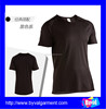 Wholesale blank t shirts 100 polyester wholesale blank t shirts dry fit sport shirt men
