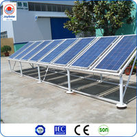 solar panel 400w/400w solar panel system/high voltage solar panels 48v 96v