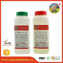 Guo-elephant 50ml/250ml Quartz Stone epoxy adhesive artificial stone glue