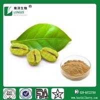 50% chlorogenic acid green coffee bean extract watersoluble ( skype: liu.diana 79, whatsapp: +8615029025639)