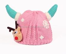 2015 Fashion Custom Design crochet baby cowboy hat pattern Factory