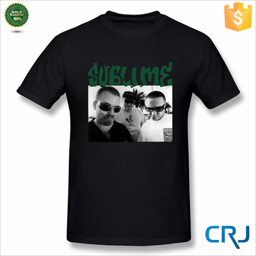Wholesal Men 39 S Rock Band T Shirts Manufacturers In China