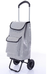 New Design Shopping trolley ICE Bag Trolley Water proof Foldable light-weight Insulation Bag