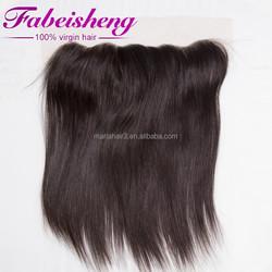 FBS Hair Soft and Wavy Brazilian Virgin Human Hair Ear to Ear Lace Closure