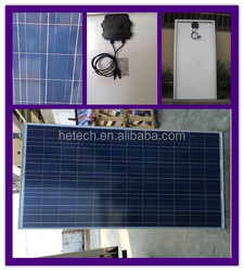 China Golden supplier export 310w polycrystalline solar panel malaysia price