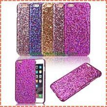 Luxury Bling Shining Glitter Diamond PC Hard Case For iPhone 6
