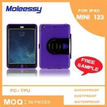 Superior quality purple cover for ipad mini 2